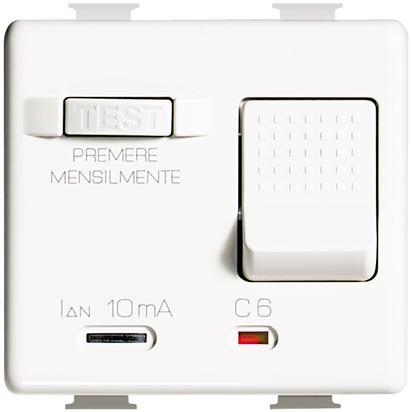 MATIX - MAGNETOTERMICO 1P+N 16A - BTI AM5250S