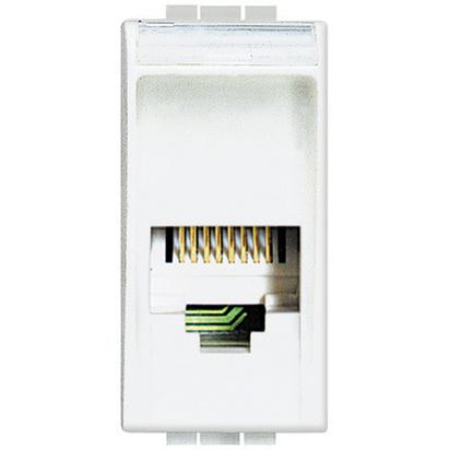 LIGHT - CONNETTORE RJ11 (4/6) TIPO K10 - BTI N4258/11N