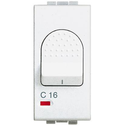 LIGHT - MAGNETOTERMICO 1P+N 16 A 3KA - BTI N4301/16