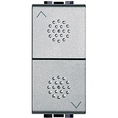 LIGHT TECH - 2 PULSANTI NO INTERBLOCCATI - BTI NT4037