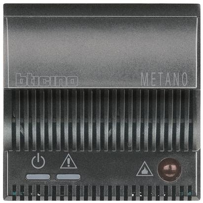 AXOLUTE - RIVELATORE METANO 12 VAC/DC SCURO - BTI HS4511/12