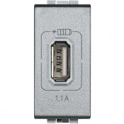 LIGHT TECH- USB CHARGER 1,1A TECH - BTI NT4285C1