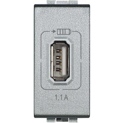 LIGHT TECH- USB CHARGER 1,1A TECH - BTI NT4285C1