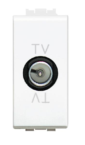 LIGHT - PRESA TV DERIVATA MASCHIO - BTI N4202D