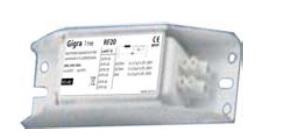 REATTORE FERROMAGNETICO PER LAMPADE FLUORESCENTI 40W - HNG RF40