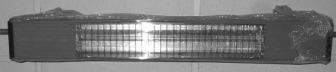 MODULO AMBO 2X18 BIANCO - ACL 1223-11