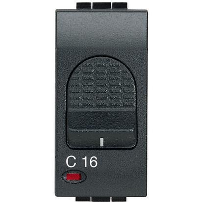 LIVING INT - MAGNETOTERMICO 1P+N 16A 3KA - BTI L4301/16