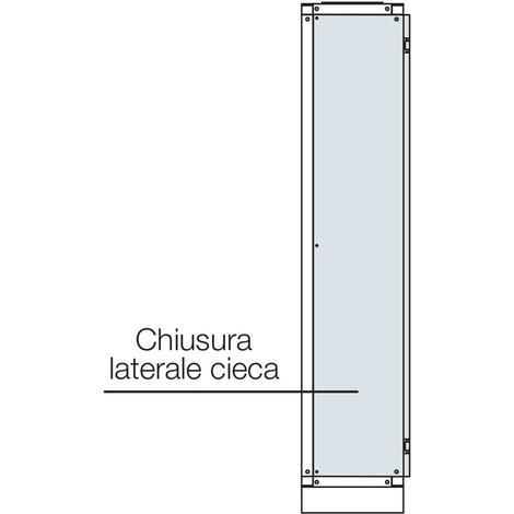 CHIUSURA LATERALE CIECA - ABB MC1200