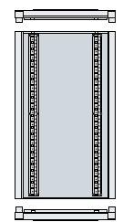 VANO CAVI 1200X300X165MM - ABB VC1200
