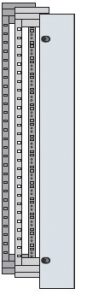 VANO CAVI INT.RID. H=2000 - ABB VC2024