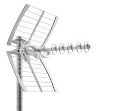 ANTENNA FRACARRO SIGMA 6HD LTE - FRA 213219