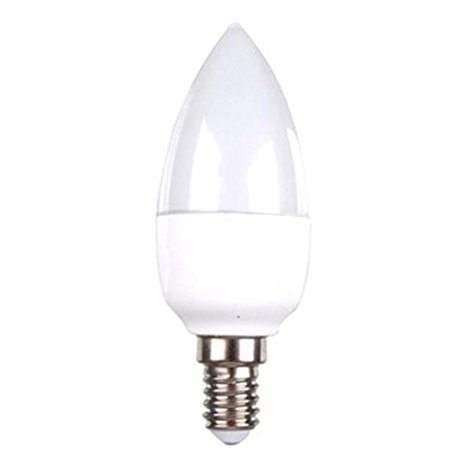 LAMPADA LED CANDELA 6W E14 230V 220° LAMPO LIGHTING - LAMPO SNC OL306WE14BF
