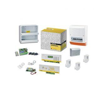 KIT ANTIFURTO GSM: TM500P + TM26GSM + ACCESSORI CIA - HILTRON SRL KTM500GSM