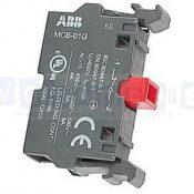 MCB-01 CONTATTO NC PER PULSANTI – ABB SACE S.P.A. EO 571 3