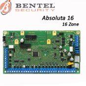 SCHEDA ABSOLUA CENT.IBRIDA 16 ZONE - BEN ABS16