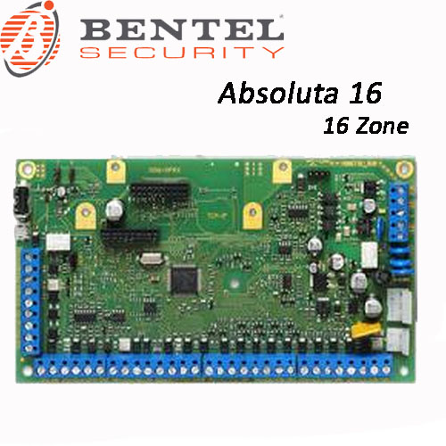 SCHEDA ABSOLUA CENT.IBRIDA 16 ZONE - BEN ABS16