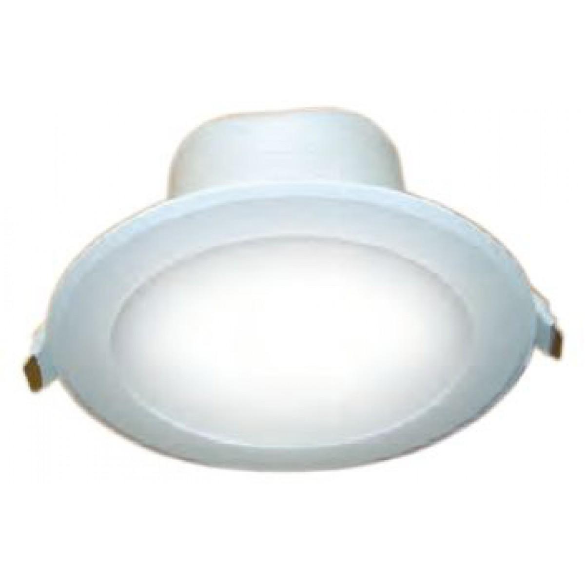 FARO INCASSO LED 10W 230V LAMPO LIGHTING ( 3TONALITA') - LAMPO SNC SYDNEY10WMC