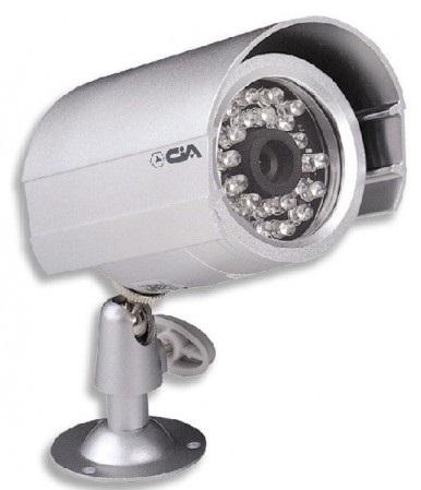 VIDEOCAMERA CIA TVC720 CON LED - CIA TRADING SRL TVC720