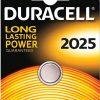 DURACELL CR2025 - BATTERIA AL LITIO - DURACELL CR2025