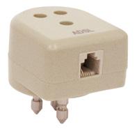 FILTRO ADSL TRIPOLARE - POLIPLAST SRL 800122