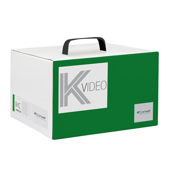 BASE DI IMPIANTO AUDIO/VIDEO 2 V 2 FILI - COMELIT 9000