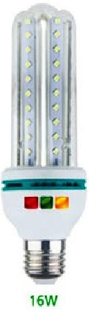 LAMPADA 3 TUBI LED E27 16W 3000°K - GIGRA LINE TL16E/830