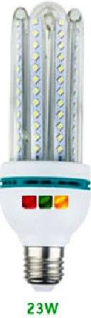 LAMPADA 3 TUBI LED E27 23W 3000°K - GIGRA LINE TL23E/830