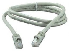 PATCH CORD UTP CAT6 24AWG LUNGHEZZA 0,5 MT – GIGRA LINE PCUTP6/0,5