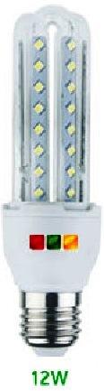 LAMPADA 3 TUBI LED E27 12W 3000°K - GIGRA LINE TL12E/830