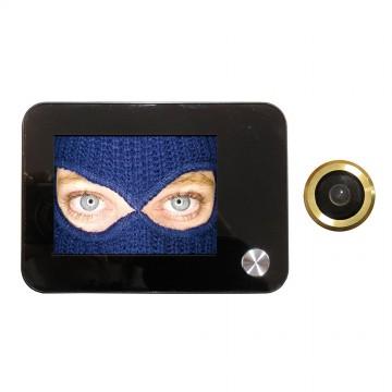 SPIONCINO DIGITALE CON MONITOR LCD SOTTOCCHIO - BRAVO - NCM 92902901
