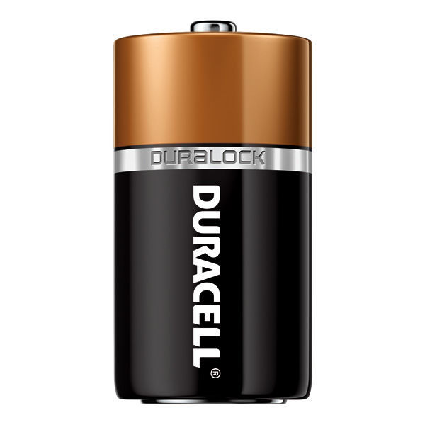 DURACELL PLUS POWER BATTERIA ALCALINA, MEZZATORCIA, C - DURACELL MN1400