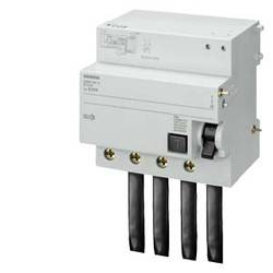 BLOCCO DIFFERENZIALE 4 POLI 100A 1000MA TIPO AS SERIE 5SP4 S - SIS 5SM28478