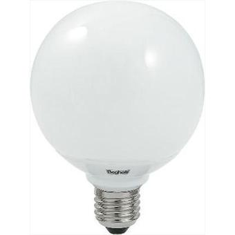 LAMPADA BEGHELLI 60W OPALE GL126 E27 - RUSSO ALBERTO & C. SRL BEG55614