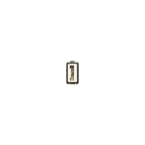 MAGIC PRESA TELEFONICA CON INTERR LINEA 5021 - BTICINO LEGRAND 5021