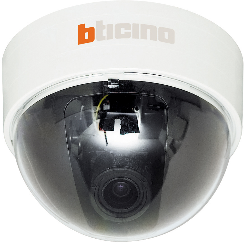 TELECAMERA D/N DOME INTERNI AV 380TVL 3,6MM - BTICINO LEGRAND 391688