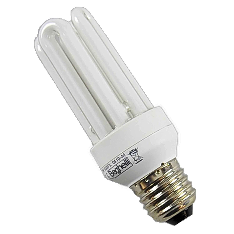 Beghelli BEG50721 Lampada E27, 17 W, Multicolore - BEGHELLI 50721