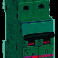 Interruttore magnetotermico 2 poli 4,5ka - BTICINO LEGRAND F820/20