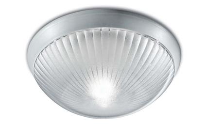 LAMPADA NAUTILUX: 2X9W G23 IP65 GRI NOVALUX - NOVALUX SRL A5802GR