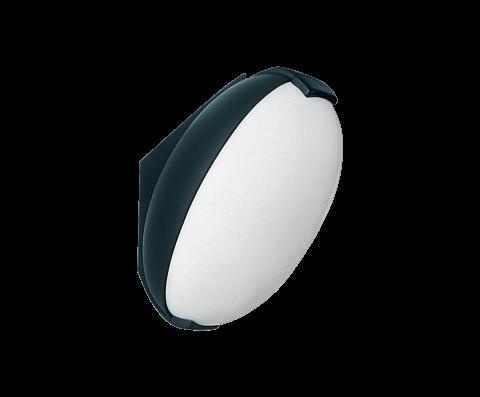 LAMPADA JOY: E27 MAX. 40W NERA NOVALUX - NOVALUX SRL A5607NE