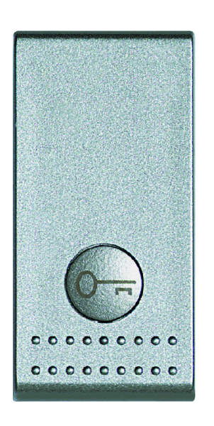 LIGHT TECH - TASTO SERIGR 'CHIAVE' 1 MOD - BTICINO LEGRAND NT4925LF
