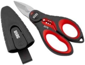 USAG 207 E U02070006 Forbice Professionale per Elettricisti - USAG SWK UTENSILERIE SRL U02070006