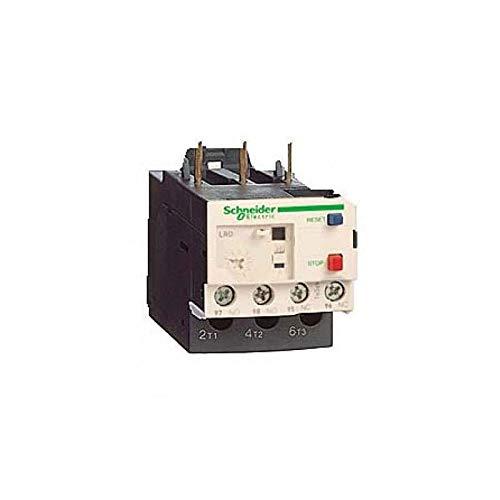 Schneider LRD22 Relè Termico 17-25A, Bianco - SCHNEIDER ELECTRIC LRD22