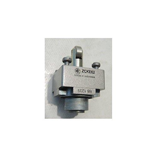 Schneider ZCKE62 Testa per Finecorsa, Bianco - SCHNEIDER ELECTRIC ZCKE62