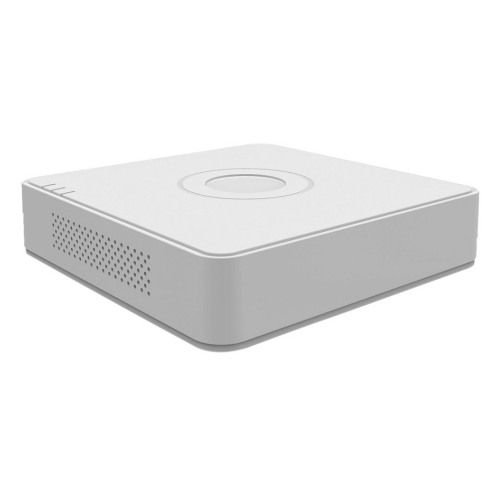 DVR IBRIDO 4 CH TURBO HD 1080P HIKVISION - HIKVISION DS-7104HQHI-F1/N