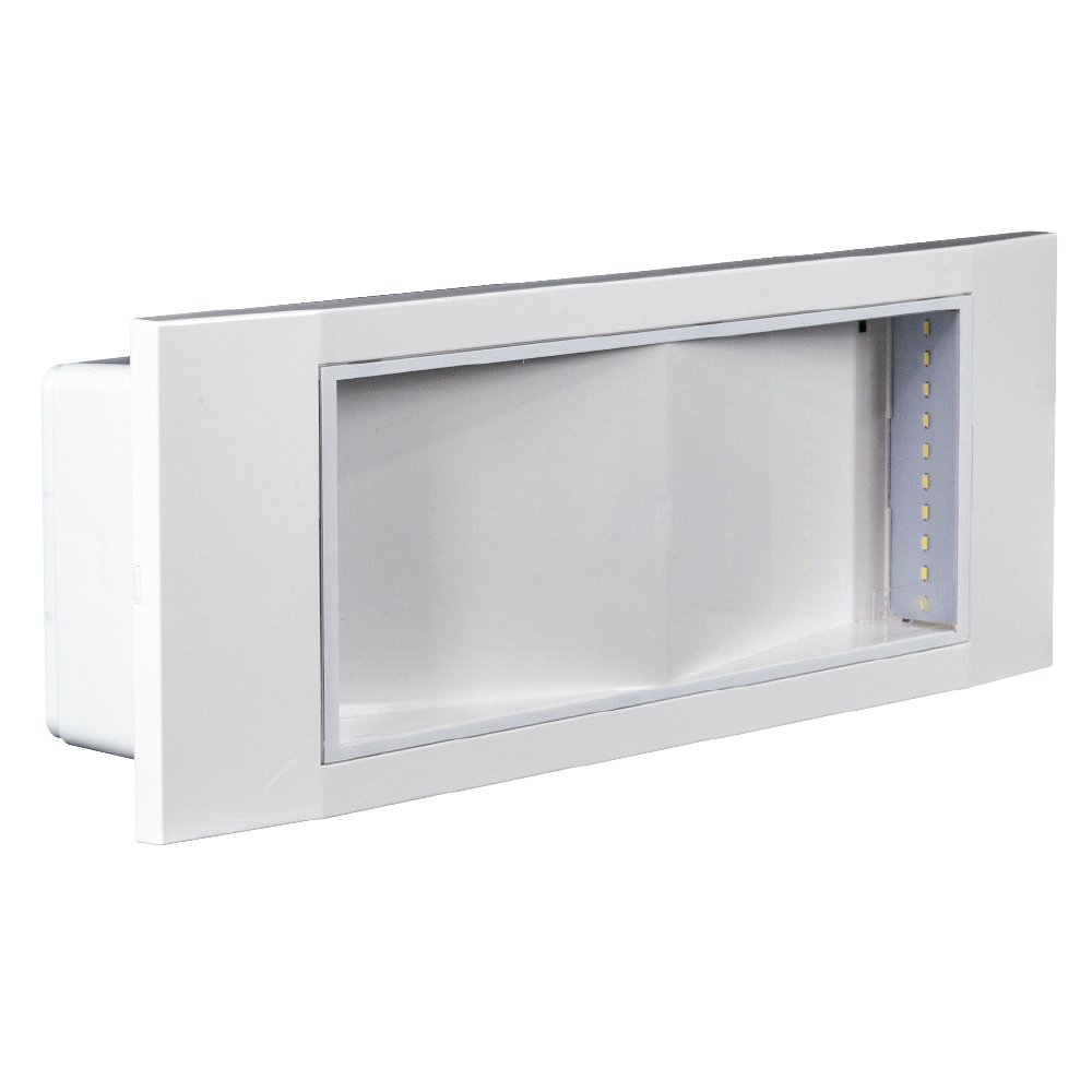 STILE IN LED-Beghelli lampada di emergenza LED 1499E esterno - BEGHELLI 1499E