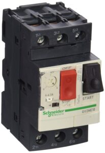 Schneider Electric, Interruttore del motore nero SC5GV2ME1 0 - SCHNEIDER ELECTRIC GV2ME10