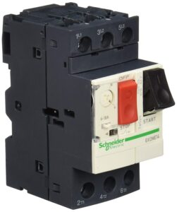 Schneider GV2ME14 Interruttore Salvamotore 6-10 a, Bianco - SCHNEIDER ELECTRIC GV2ME14