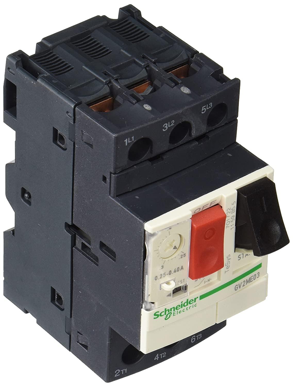 schneider electric interruttore salvamotore 025-040a GV2ME03 - SCHNEIDER ELECTRIC GV2ME03