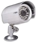 "TVC770 - TELECAMERA STAGNA 1/3"" CCD B/N 420TVL 4MM - CIA TRADING TVC770"