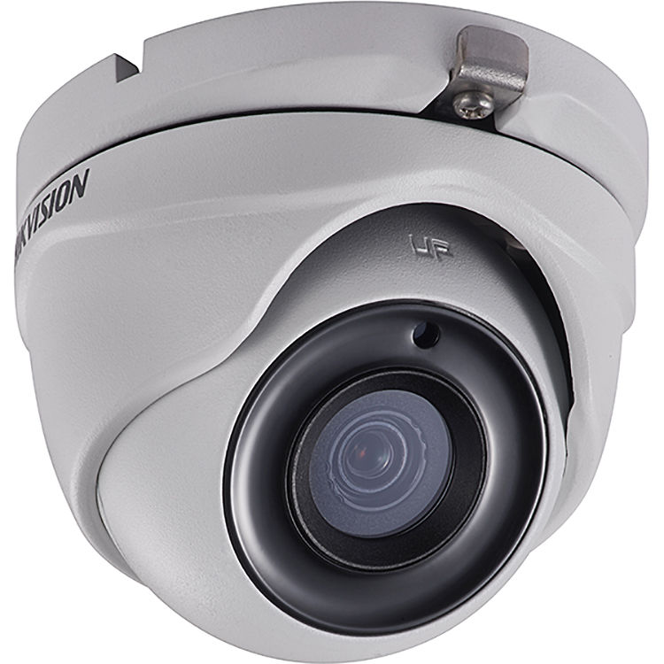 MINI DOME OUTDOOR CAMERA HIKVISION - DS-2CE56H1T-ITM (2,8mm) - HIKVISION HK300609622